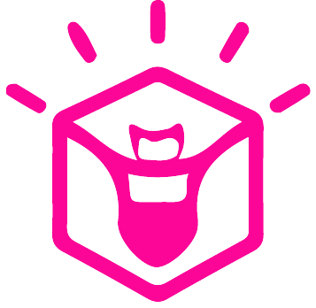 Creative Pink Idea icon PNG